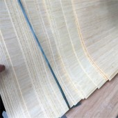 Natural Bamboo Veneers 0.3mm