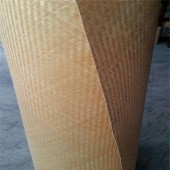 0.6mm woven bamboo sheet for lamination on plywood