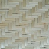 Natural Bamboo Weaving Veneer