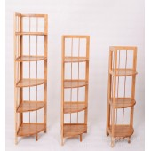 bamboo bathroom shelves