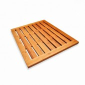 bamboo bathroom  anti-slip mat