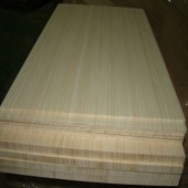 Natural Color Bamboo Panel