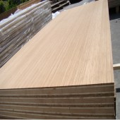 Carbonized Bamboo Panel