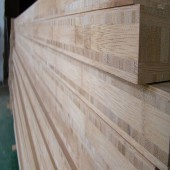5-ply 30mm  Cross Bamboo Panel
