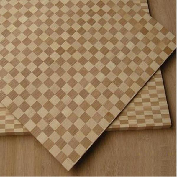 bamboo woven veneers
