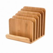 Bamboo Accessories of Letter Rack and Document Holder