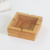 Functional Bamboo Ashtray