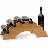 Good Quality Bamboo Wine Rack