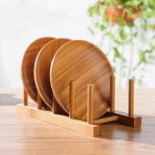 bamboo plate and utensil